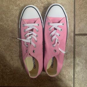 Pink Converse - NEVER WORN